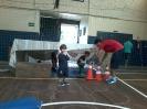 Aula de educação física - N I